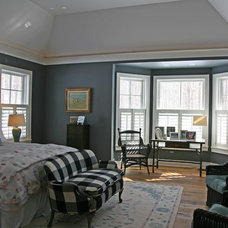 Farmhouse Bedroom by Lowell Management