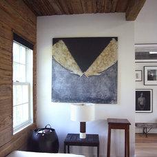 Farmhouse Bedroom by SchappacherWhite Architecture D.P.C.