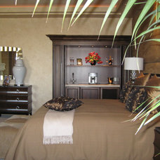 Contemporary Bedroom by Artistic Creations by Adrian Stubican Ridgley