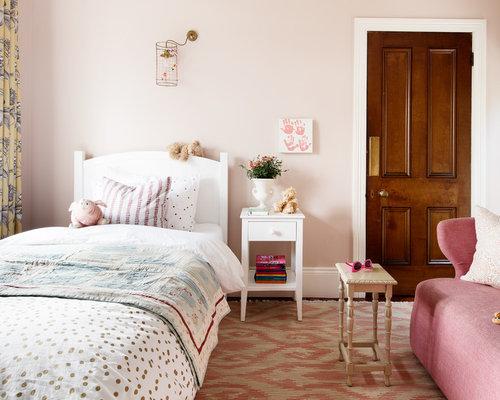 Pareti Rosa Camera Da Letto : Camera da letto con pareti rosa sydney foto e idee per arredare