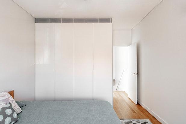 コンテンポラリー 寝室 by anderson architecture