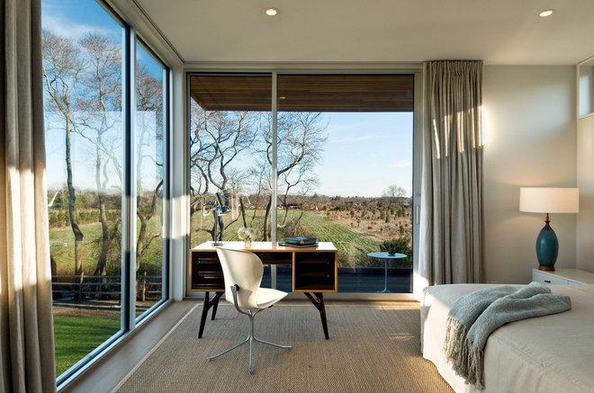Midcentury Bedroom Fieldview