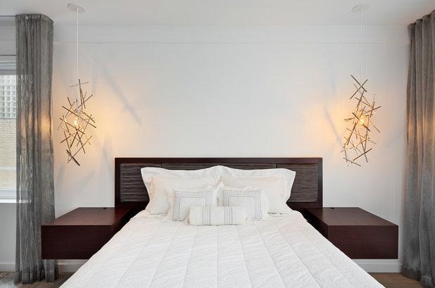 beleuchtung am bett wohin mit der nachttischleuchte. Black Bedroom Furniture Sets. Home Design Ideas