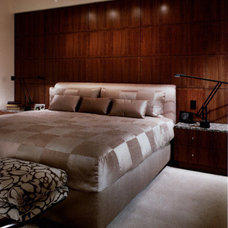 Contemporary Bedroom by Gerner Kronick + Valcarcel, Architects, DPC