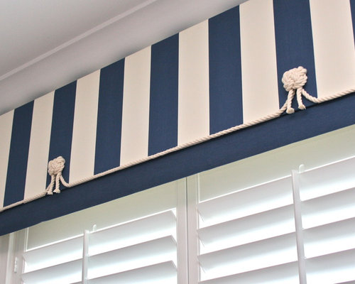 Nautical Window Treatment Ideas Pictures Remodel And Decor
