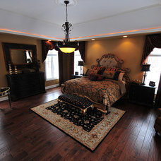 Traditional Bedroom by Finishing Touches Interiors By Design, Inc.