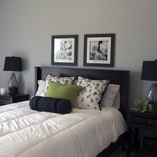 Modern Bedroom by Finishing Touches Interiors By Design, Inc.