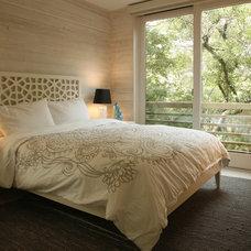 Beach Style Bedroom by Eddie Lee Inc