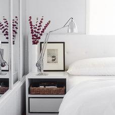 Modern Bedroom by Bruce Bierman Design