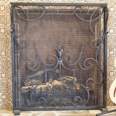 Traditional Bedroom by Grizzly Iron, Inc