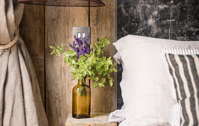 10 Enchanting Modern-Rustic Bedrooms