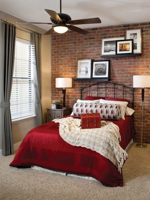 Eclectic Orlando Bedroom Design Ideas Pictures Remodel