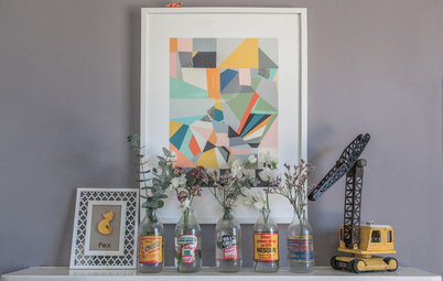 7 Easy Ways to Make More of Your Mantelpiece