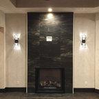 Morningstar Residence Rustic Bedroom Denver By