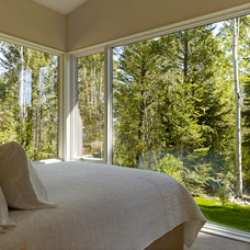 contemporary bedroom by Carney Logan Burke Architects
