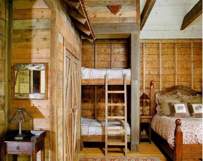 Traditional Bedroom by Coburn Development