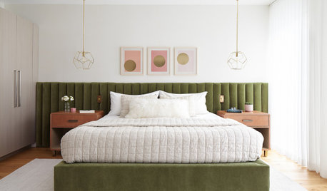 30 Beautiful Ways to Work Your Headboard
