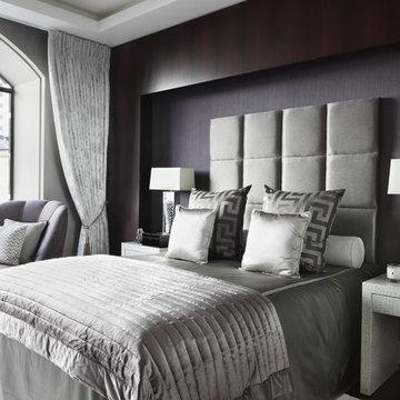 Fitzrovia Apartment Master Bedroom