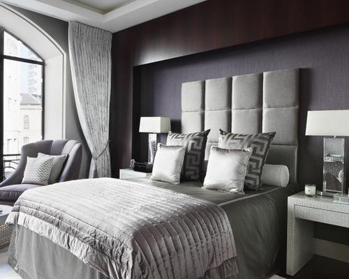 dark grey bedroom ideas - Grey Bedroom Designs