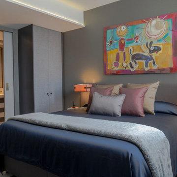 Fitzrovia Apartment - Master Bedroom