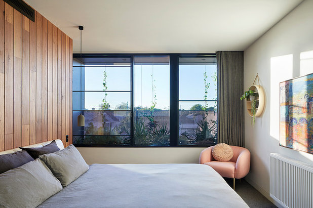 Contemporary Bedroom by BENT Architecture