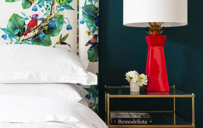 An Interior Designer Offers Tips for Decorating With Colour