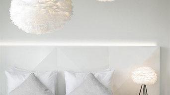 Fjäderlampan EOS Large från VITA