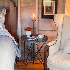 Farmhouse Bedroom by Nastasi Vail Design