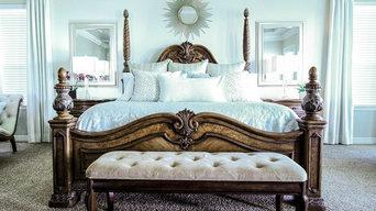Flemming Master Bedroom in Schertz, Texas
