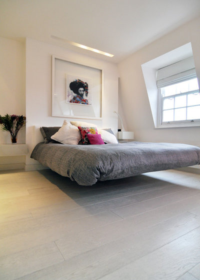 Contemporary Bedroom by Kia Designs