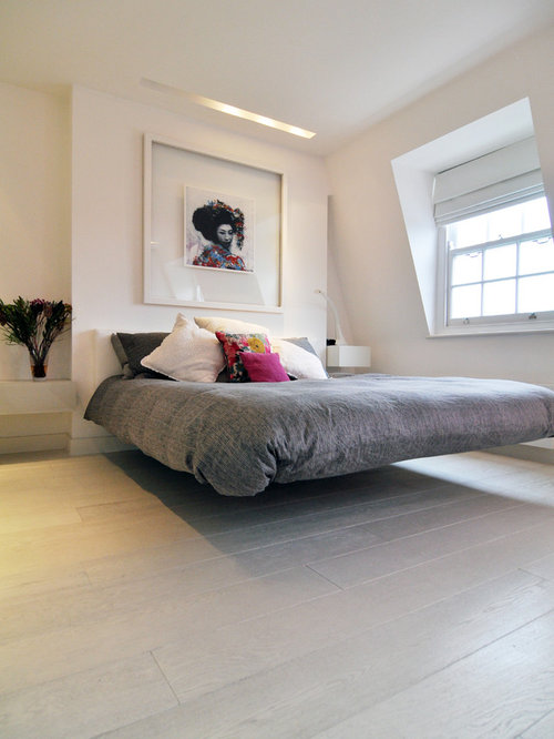 Floating Bed Houzz
