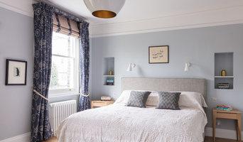 Floor Length Master Bedroom Curtains