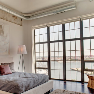 Floor to ceiling windows, literally!