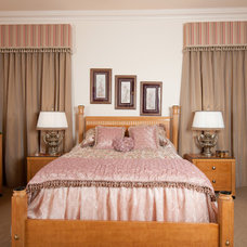 Traditional Bedroom by HH Furr Architecture & Development
