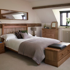 Traditional Bedroom by Harris & Wilcox (Made in Britain)
