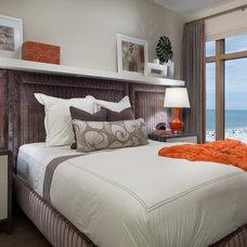 Tropical Bedroom by Studio M Interior Design