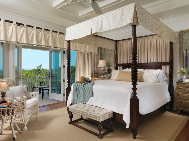 Traditional Bedroom by Rebecca C Brandon, ASID