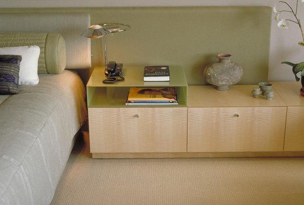 Contemporary Bedroom by Powell/Kleinschmidt, Inc.