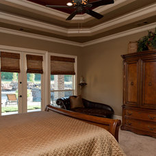 Traditional Bedroom by Drew Walling Custom Homes