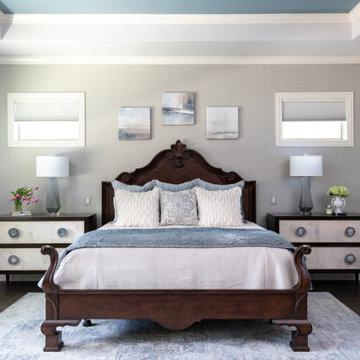 Flower Mound New Build Whole Home Furnishing