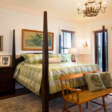 Traditional Bedroom by J. Rhodes Interior Design, Inc.