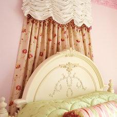 Traditional Bedroom by FONTANA DESIGNS, LLC