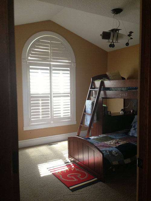 inspiration for an arts and crafts bedroom in calgary