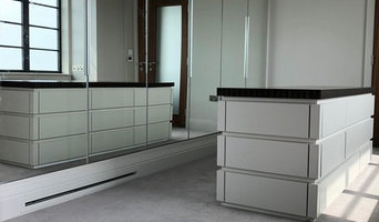 Foreshore - Master Bedroom cabinetry