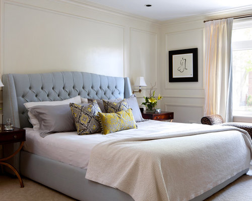 Upholstered Bed Houzz