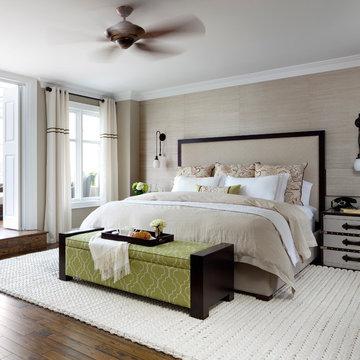 Forest Hill Master Bedroom