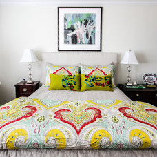 Traditional Bedroom by Toulmin Homes