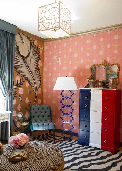 Ecléctico Dormitorio by Erika Bierman Photography