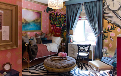 10 Fabulously Fanciful Bedrooms