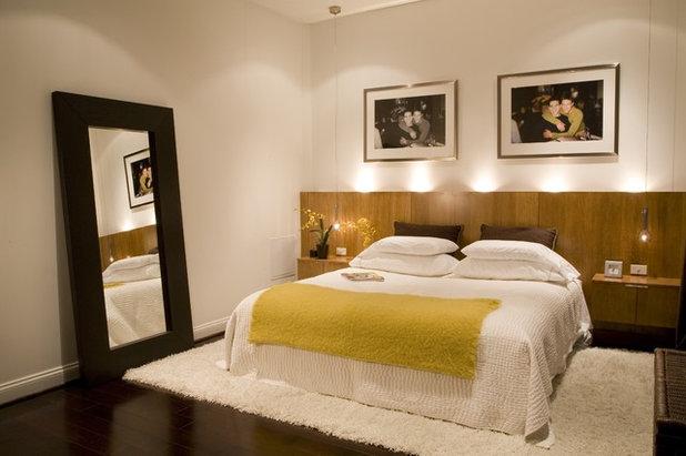 Contemporary Bedroom by FORMA Design